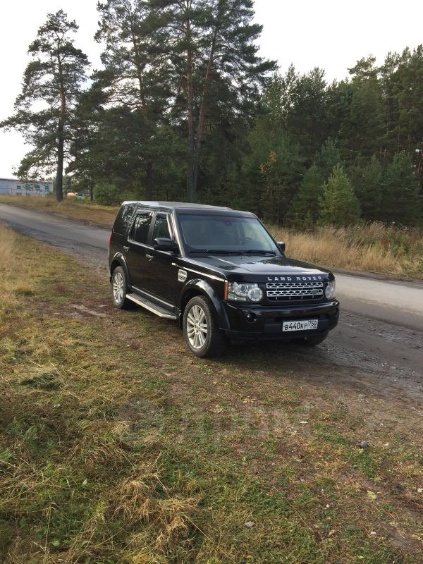 Land Rover Discovery, 2011 год, 1 370 000 руб.
