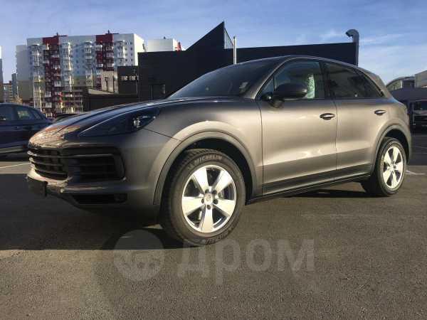 Porsche Cayenne, 2018 год, 5 319 784 руб.