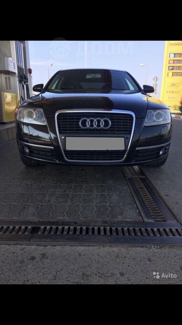Audi A6, 2007 год, 550 000 руб.