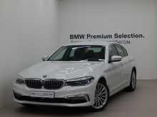Санкт-Петербург BMW 5-Series 2018