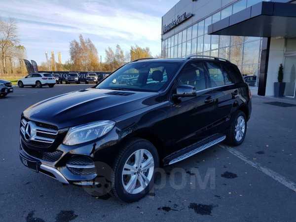 Mercedes-Benz GLE, 2018 год, 4 130 000 руб.