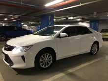 Екатеринбург Toyota Camry 2016