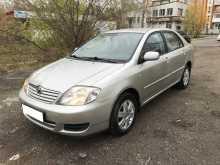 Томск Corolla 2005