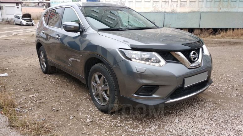Nissan X-Trail, 2015 год, 1 160 000 руб.