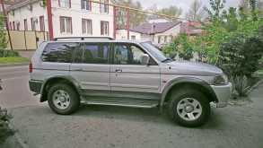 Краснодар Pajero Sport 2001