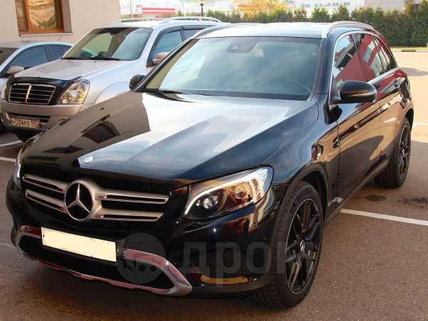 Mercedes-Benz GLC, 2015 год, 1 550 000 руб.