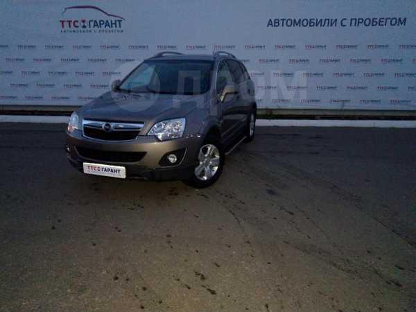 Opel Antara, 2014 год, 782 800 руб.