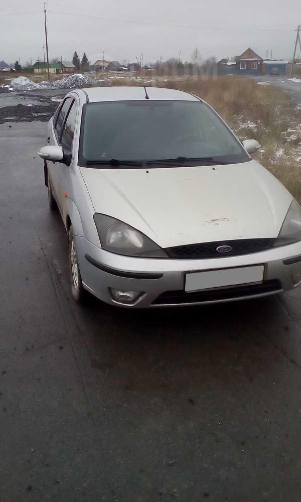Ford Focus, 2001 год, 145 000 руб.