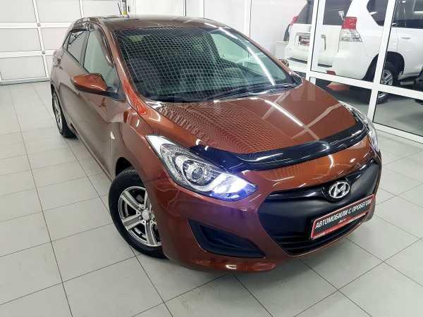 Hyundai i30, 2012 год, 617 000 руб.