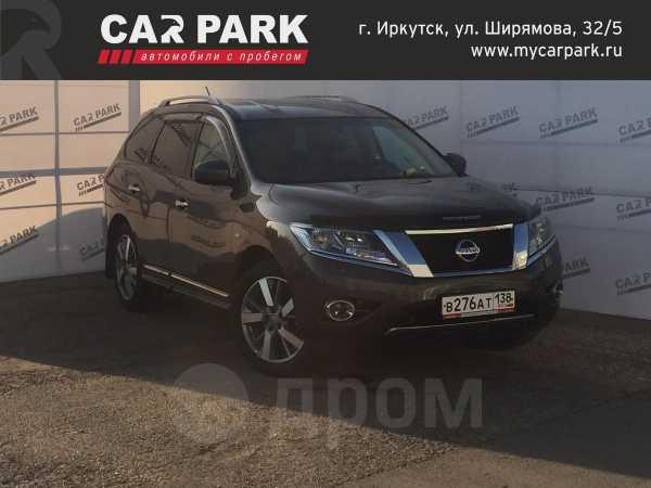 Nissan Pathfinder, 2014 год, 1 530 000 руб.