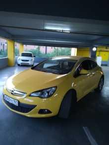 Краснодар Astra GTC 2014