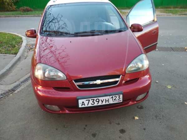 Chevrolet Rezzo, 2007 год, 340 000 руб.