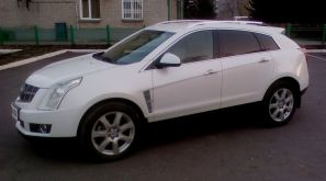 Барабинск Cadillac SRX 2010