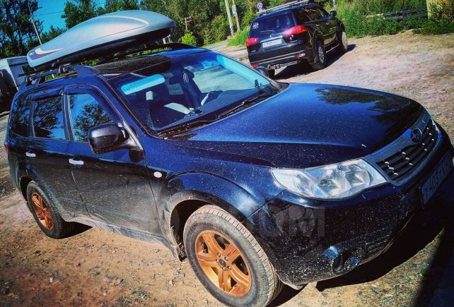 Subaru Forester, 2008 год, 665 000 руб.