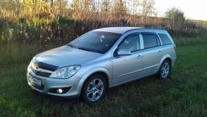Умба Opel Astra 2007