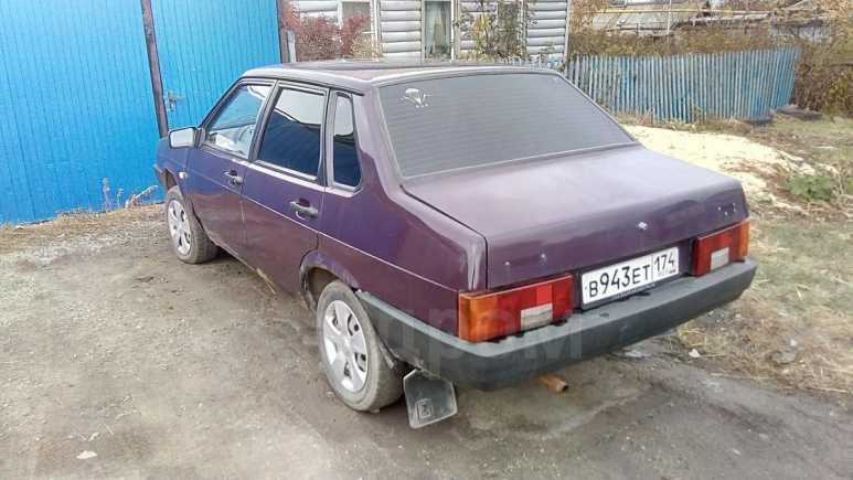 Лада 21099, 1997 год, 35 000 руб.