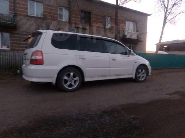 Honda Odyssey, 2001 год, 333 333 руб.