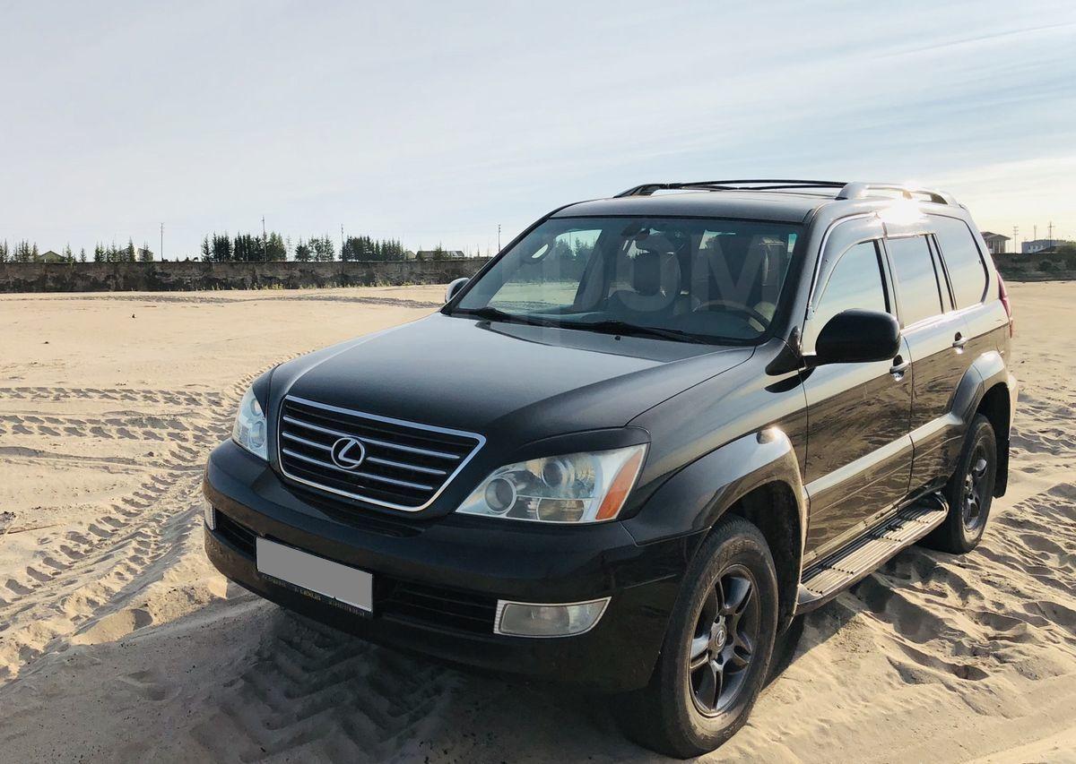 Продажа Лексус ЖХ 470 2005 года в Якутске, Lexus GX 470 2005
