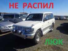 Владивосток Pajero 1999