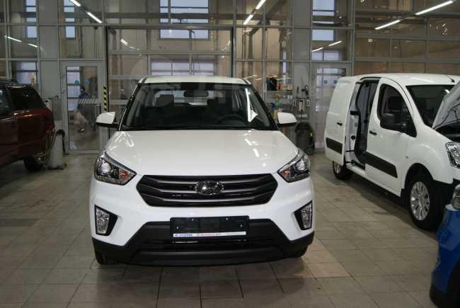 Hyundai Creta, 2018 год, 1 245 000 руб.