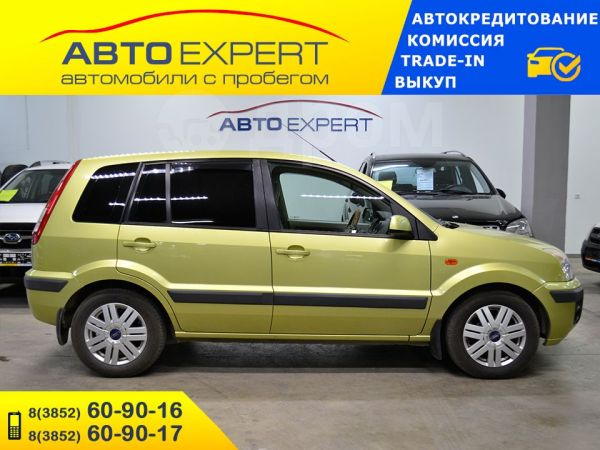 Ford Fusion, 2007 год, 325 000 руб.
