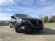 Владивосток Mazda Axela 2014