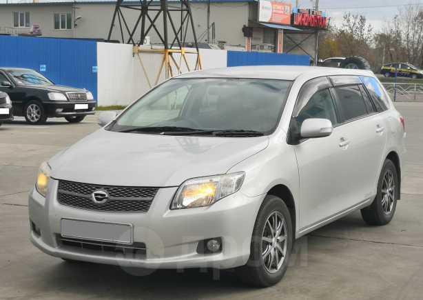 Toyota Corolla Fielder, 2008 год, 450 000 руб.