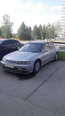 Новосибирск Accord 1994