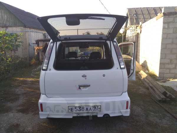 Nissan Cube, 2001 год, 175 000 руб.