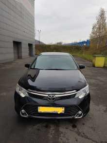 Междуреченск Toyota Camry 2016