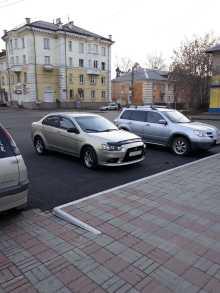 Ангарск Lancer 2008