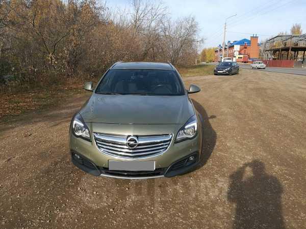 Opel Insignia, 2015 год, 1 100 000 руб.