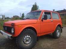 Екатеринбург 4x4 2121 Нива 1982