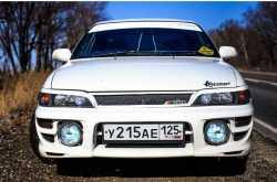 Лесозаводск Corolla 1994