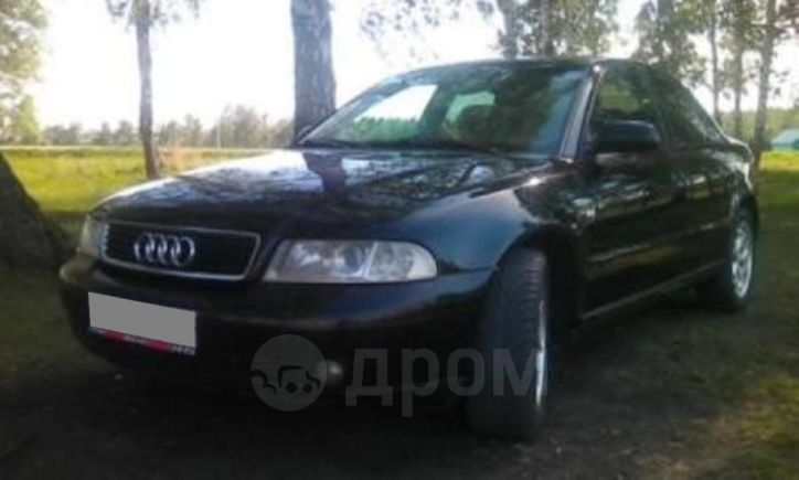 Audi A4, 2000 год, 225 000 руб.