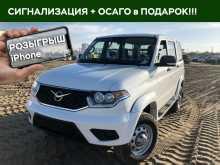 Новосибирск УАЗ Патриот 2018