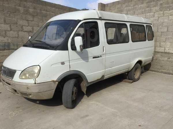 ГАЗ 2217, 2002 год, 83 000 руб.
