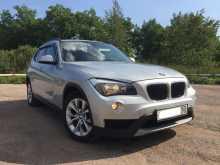 Великий Новгород BMW X1 2012