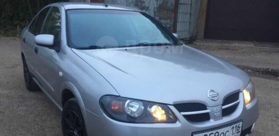 Nissan Almera, 2006 год, 199 000 руб.