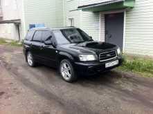 Карпинск Forester 2002