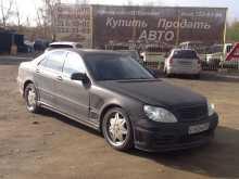Mercedes-Benz S-класс, 2000 г., Челябинск