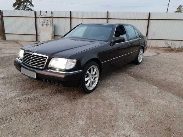 Mercedes-Benz S-Class, 1997 год, 405 000 руб.