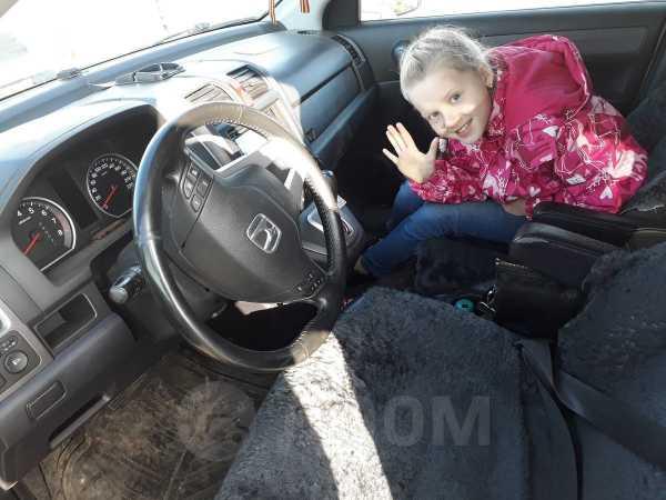 Honda CR-V, 2008 год, 800 000 руб.