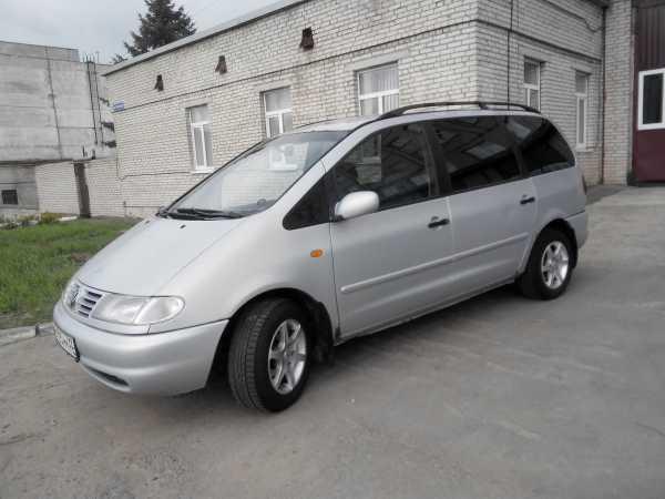 Volkswagen Sharan, 1998 год, 180 000 руб.