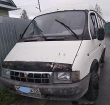 ГАЗ 2217 Баргузин, 2000 г., Тюмень
