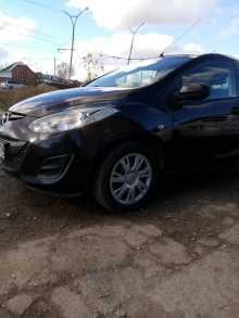 Новосибирск Mazda2 2012