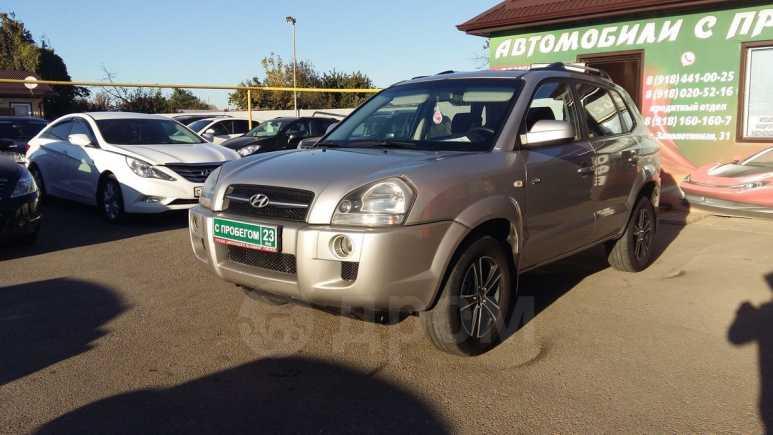 Hyundai Tucson, 2005 год, 449 000 руб.