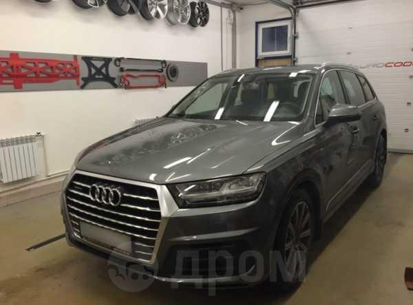 Audi Q7, 2015 год, 3 450 000 руб.