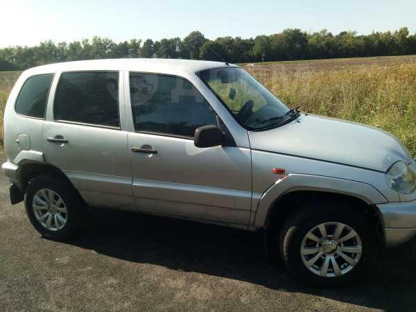 Chevrolet Niva, 2005 год, 164 000 руб.