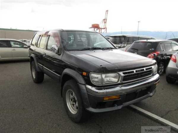 Nissan Terrano, 1996 год, 250 000 руб.